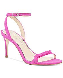 Jessica Simpson Purella Mid-Heel Sandals