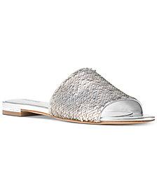 MICHAEL Michael Kors Shelly Slide Sandals