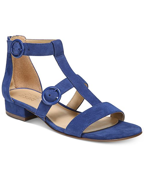 Mabel Suede Block Heel Dress Sandals eaTTiFF