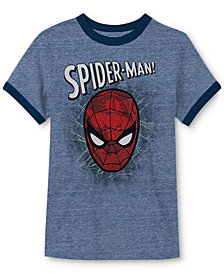 Spider-Man Graphic-Print T-Shirt, Big Boys