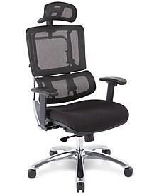 Adkin Office Chair with Headrest