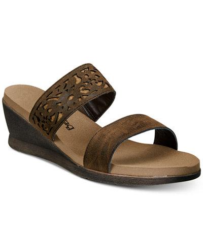 BEAERPAW Women's Noelle Wedge Sandals