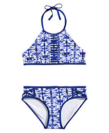 Summer Crush 2-Pc. Printed Bikini, Big Girls