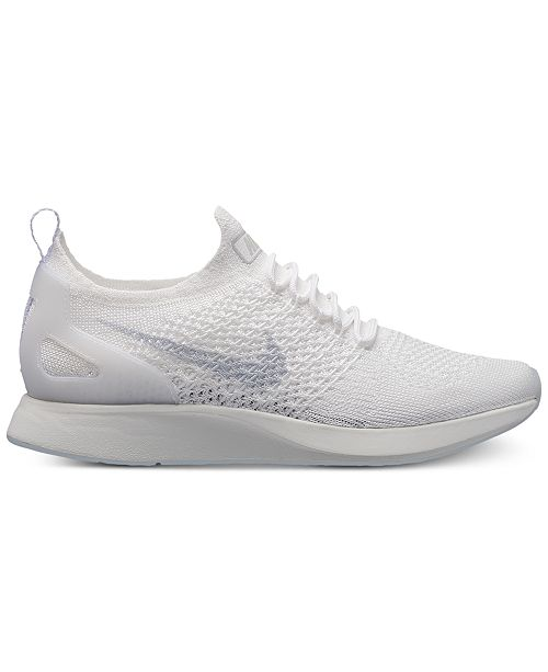 e5cdec9c657 ... Nike Women s Air Zoom Mariah Flyknit Racer Casual Sneakers from Finish  ...