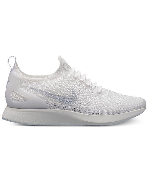 cbaa1d19224 ... Nike Women s Air Zoom Mariah Flyknit Racer Casual Sneakers from Finish  ...