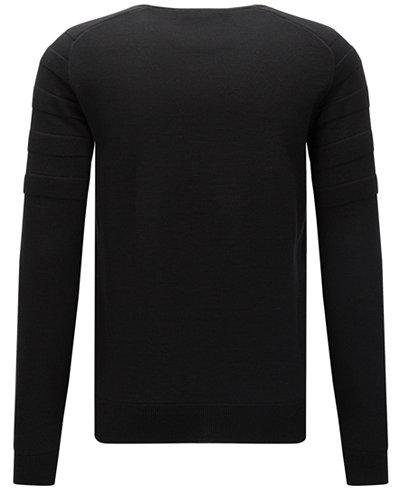 BOSS Men's Virgin Wool Sweater