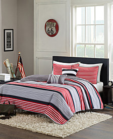 Intelligent Design Paul 4-Pc. Twin/Twin XL Coverlet Set