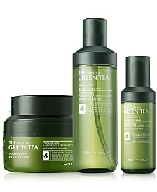 TONYMOLY The Chok Chok Green Tea Watery Collection