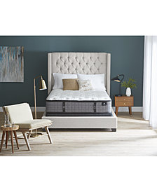 "Hotel Collection by Aireloom 14.25"" Vitagenic Memory Foam Ultra Plush Luxetop Mattress - Queen, Created for Macy's"