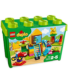 LEGO® Duplo Large Playground Brick Box