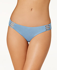Roxy Softly Love Lattice Bikini Bottoms