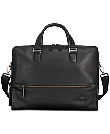2a2603a929 Tumi Men s Harrison Horton Double-Zip Leather Briefcase