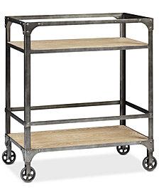 Cooper Bar Cart, Quick Ship