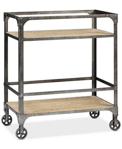 Cirque Bar Cart, Quick Ship