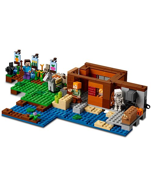 30d7cbc06228 LEGO® Minecraft The Farm Cottage 21144 & Reviews - Toys & Games ...