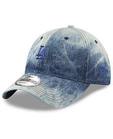 New Era Los Angeles Dodgers Denim Wash Out 9TWENTY Cap
