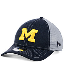 New Era Michigan Wolverines Shadow Turn 9FORTY Cap