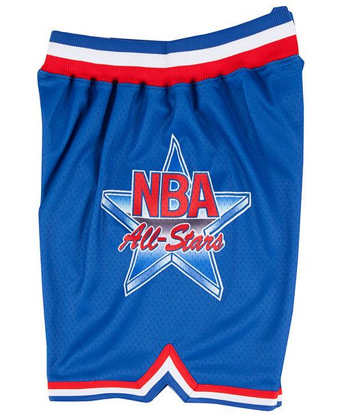 Mitchell   Ness Men s NBA All Star Authentic NBA Shorts - Sports Fan ... 82cb803ceb