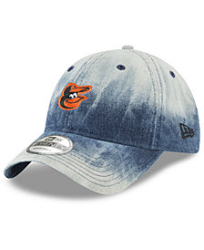 New Era Baltimore Orioles Denim Wash Out 9TWENTY Cap