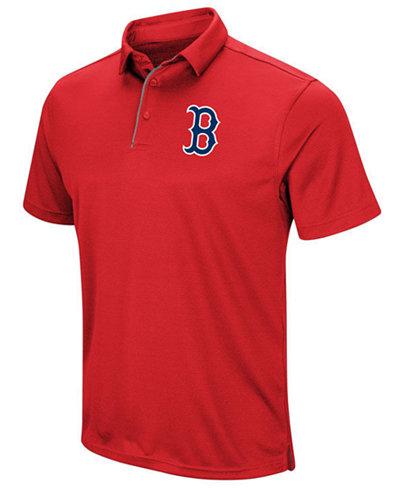 Under Armour Men's Boston Red Sox Tech Polo