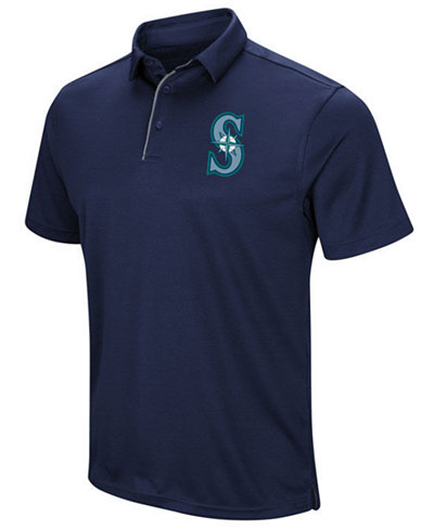 Under Armour Men's Seattle Mariners Tech Polo
