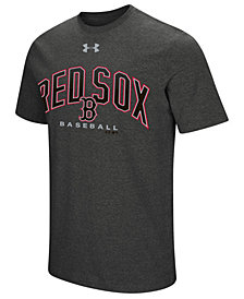 Under Armour Men's Boston Red Sox Reflec Arch T-Shirt