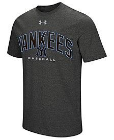 Under Armour Men's New York Yankees Reflec Arch T-Shirt