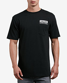 Volcom Men's Transporter Pocket T-Shirt
