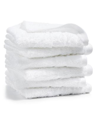 6-Pc Cotton Washcloth Set, Created for Macy's