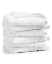 Martha Stewart Essentials 6-Pc. Washcloth Sets, Created for Macy's