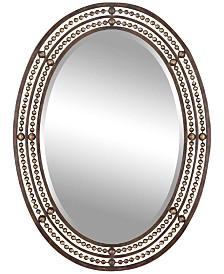 Uttermost Matney Oval Mirror