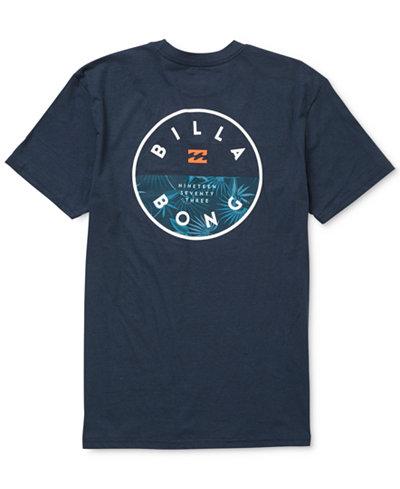 Billabong Men's Circle Logo T-Shirt