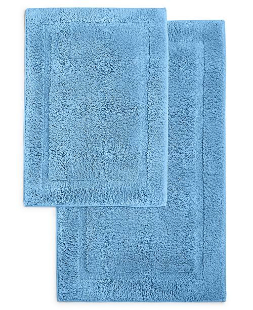 Cotton 2 Pc Bath Rug Set