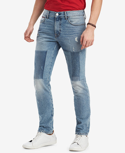 Tommy Hilfiger Denim Men's Straight-Fit Dale Jeans, Created for Macy's