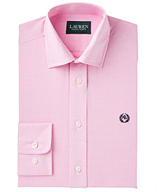 Lauren Ralph Lauren Striped Dress Shirt, Big Boys
