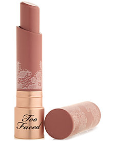 Too Faced Natural Nudes Intense Color Coconut Butter Lipstick