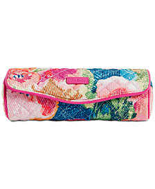 Vera Bradley Iconic On a Roll Case