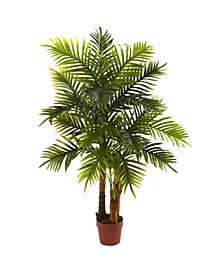4' Areca Palm Real Touch Tree