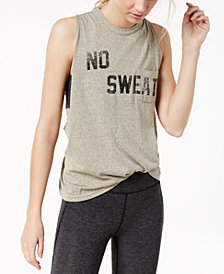 Free People FP Movement No Sweat Graphic Tank Top