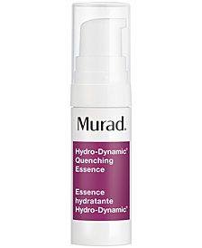 Receive a FREE Deluxe Hydro-Dynamic Quenching Essence with any $40 Murad purchase!