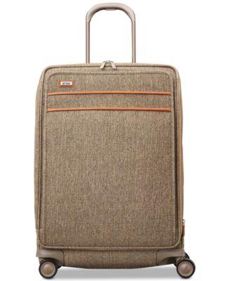 "Tweed Legend 26"" Medium Journey Expandable Spinner Suitcase"