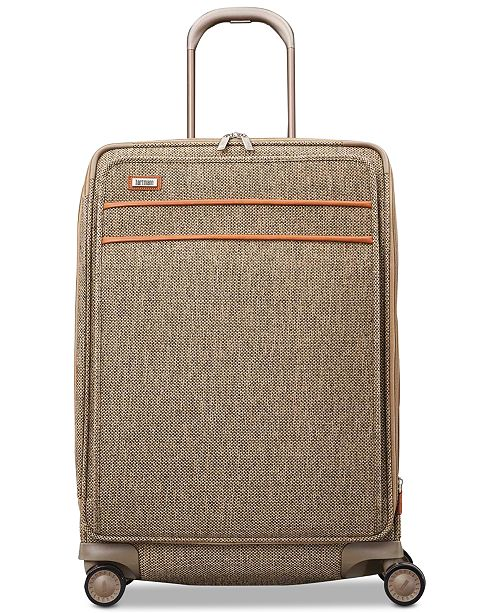 "Hartmann Tweed Legend 26"" Medium Journey Expandable Spinner Suitcase"