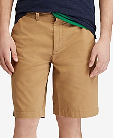 """Men's Relaxed Fit Twill 10"""" Short"""