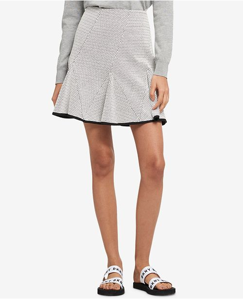 Jacquard Mini Skirt, Created for Macy's