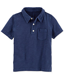 Carter's Cotton Polo, Little Boys