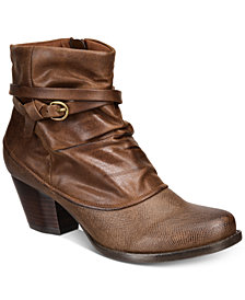 Bare Traps Rambler Ankle Booties