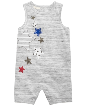 First Impressions Stars Romper Baby Boys Created for Macys