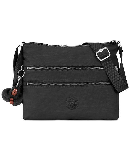 2f7d4a66a Kipling Alvar Crossbody & Reviews - Handbags & Accessories - Macy's