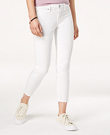 Articles of Society Katie Manchester Cropped Skinny Jeans