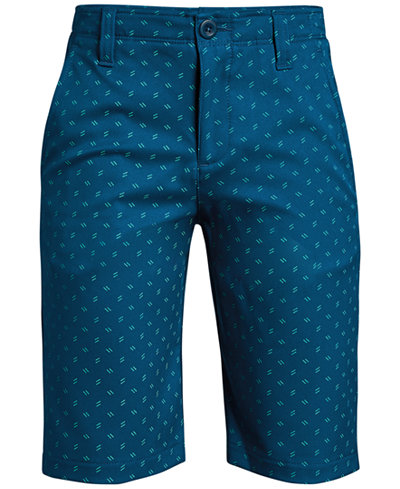 Under Armour Printed Match Play Shorts, Little Boys & Big Boys